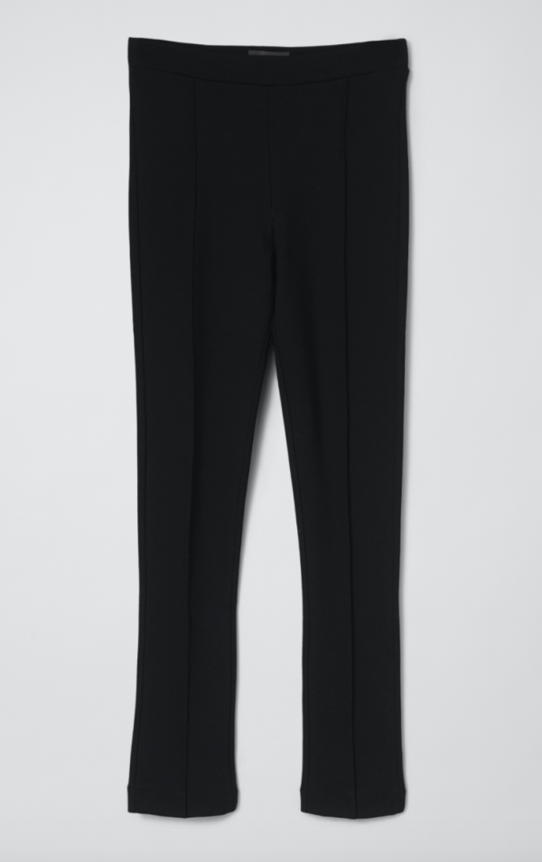 Lou Ecovero Pants in Black - Luxury that doesn't fuck up our planet